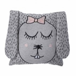 Ferm Living Kissen Dekokissen Little Ms. Rabbit