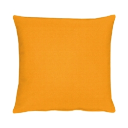 Kissen Tosca - Orange, Apelt