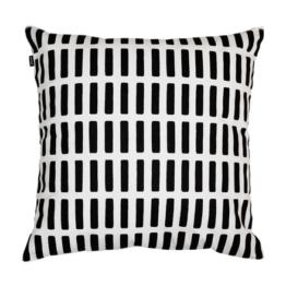 Artek - Siena Kissenbezug 50 x 50 cm, weiß / schwarz
