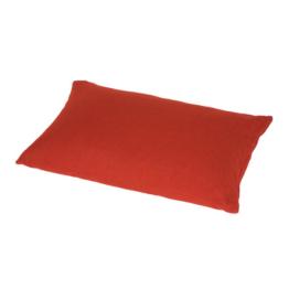 Elvang - Classic Kissenbezug, rot