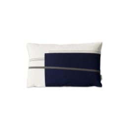 ferm Living - Colour Block Kissen small, 2