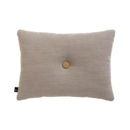 Hay - Kissen Dot 45 x 60 cm Surface, Golden beige 420