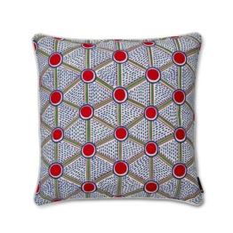 Hay - Printed Cushion 50 x 50 cm, Cells