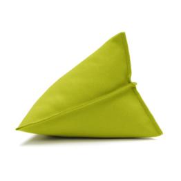 Hey Sign - Lily Filzkissen, grün (verde), klein