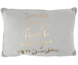 Kissen Sunshine