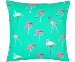 Kissenhülle Flamingo