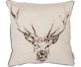 Kissenhülle Handdrawn Deer