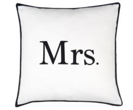 Kissenhülle Mrs.