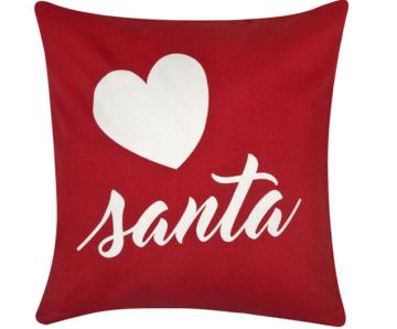 Kissenhülle Santa