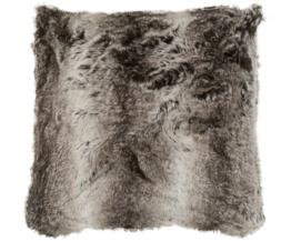 Kunstfell-Kissen Marmota