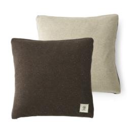 Menu - Color Pillow, braun / sand