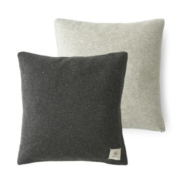 Menu - Color Pillow, dunkelgrau / hellgrau
