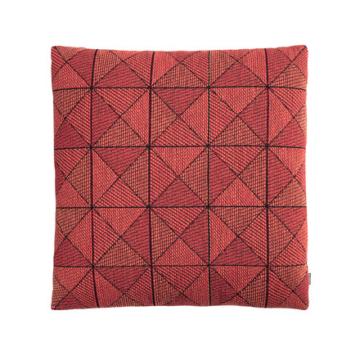 Muuto - Tile Cushion, orangerot