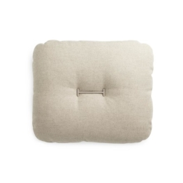 Normann Copenhagen - Hi Cushion Flax 50 x 60 cm, beige