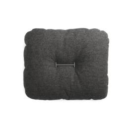 Normann Copenhagen - Hi Cushion Flax 50 x 60 cm, dunkelgrau