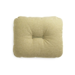 Normann Copenhagen - Hi Cushion Flax 50 x 60 cm, grün
