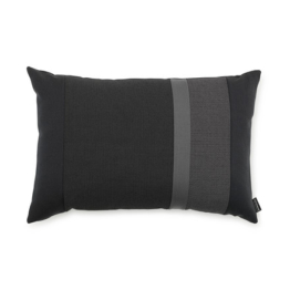 Normann Copenhagen - Line Cushion 40 x 60 cm, dunkelgrau