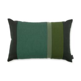 Normann Copenhagen - Line Cushion 40 x 60 cm, grün