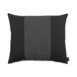 Normann Copenhagen - Line Cushion 50 x 60 cm, dunkelgrau