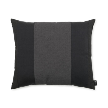 normann copenhagen line cushion 50 x 60 cm dunkelgrau kissenjunkie. Black Bedroom Furniture Sets. Home Design Ideas