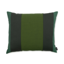 Normann Copenhagen - Line Cushion 50 x 60 cm, grün