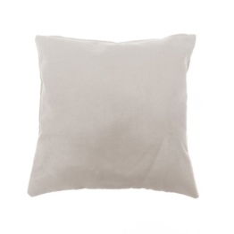 Sitting Bull - Shell Kissen - Outdoor, beige