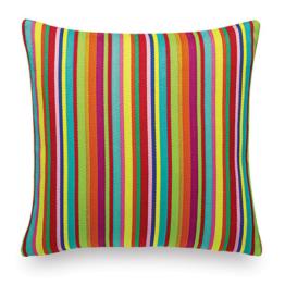 Vitra - Classic Kissen Maharam: Millerstripe multicolored bright