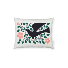 Vitra - Graphic Print Pillow - Dove 40 x 30 cm