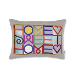 Vitra - Home Sweet Home Kissen, 30 x 40 cm