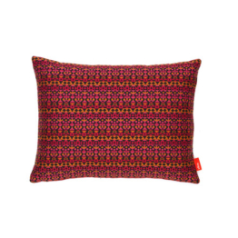 Vitra - Kissen Arabesque, 30 x 40 cm, pink / orange