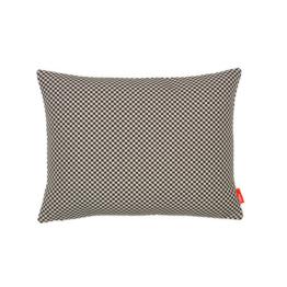 Vitra - Kissen Minicheck, 30 x 40 cm, schwarz / weiß