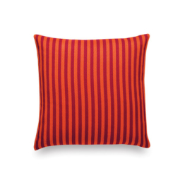Vitra - Kissen Toostripe Orange / Crimson