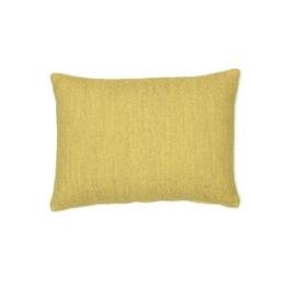 Vitra - Soft Modular Sofa, Kissen 30 x 40 cm, kanariengelb / ocker (Maize 06)