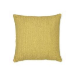 Vitra - Soft Modular Sofa, Kissen 40 x 40 cm, kanariengelb /ocker (Maize 06)