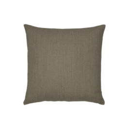 Vitra - Soft Modular Sofa, Kissen 40 x 40 cm, warmgrey (Laser 05)