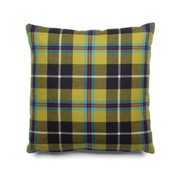 e15 - CU06 Nima Wurfkissen 40 x 40 cm Tartan, Cornish National