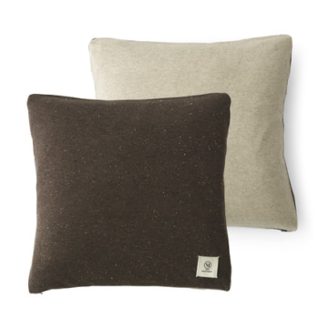 Menu - Color Pillow, braun / sand
