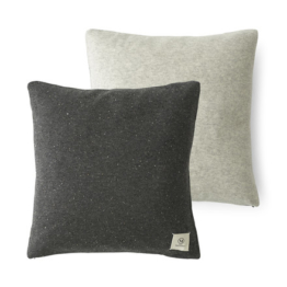 Menu - Color Pillow, dunkelgrau / hellgrau