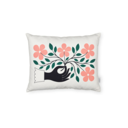 Vitra - Graphic Print Pillow - Hand 40 x 30 cm