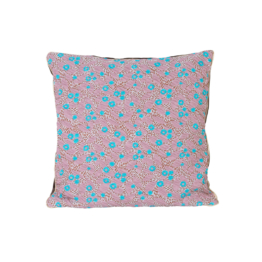 ferm Living - Salon Kissen Flower 40 x 40 cm, rose
